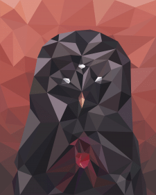 "Low Poly ""Owl"""