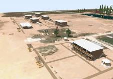 Концепция гостевых домов для гостиничного комплекс