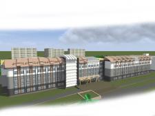 модернізація навчального корпусу