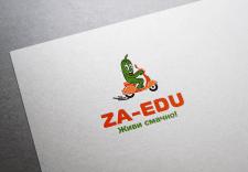 Логотип для ZA-EDU!