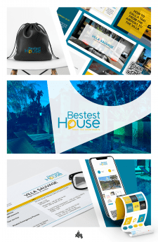 Логотип для BestestHouse