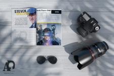 Верстка журнала | Magazine