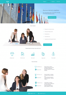 Сайт для переводчиков