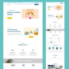 Kaituku   Fast Startup Studio Landing page WordPress Theme