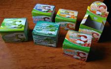 Шоу-бокс для блистерной упаковки витамина С