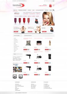 """Интернет-магазин """"Товары для ногтей, косметика"""""""