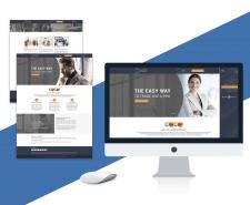 """Веб-сайт """"Proud-market"""" редизайн"""