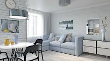 Дизайн квартиры 38м2