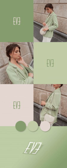 "Logo for brand ""EVE"""