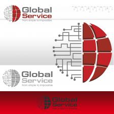 Разработка логотипа для IT-компании, г. Алматы