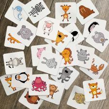 Розробка серії малюнків для дитячої гри