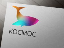 Логотип для художественной школы «Космос»