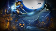 Иллюстрация к хеллоуину