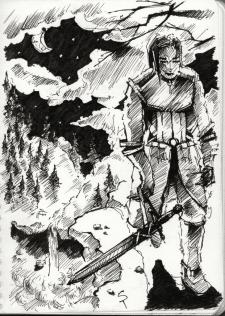 Tired Warrior