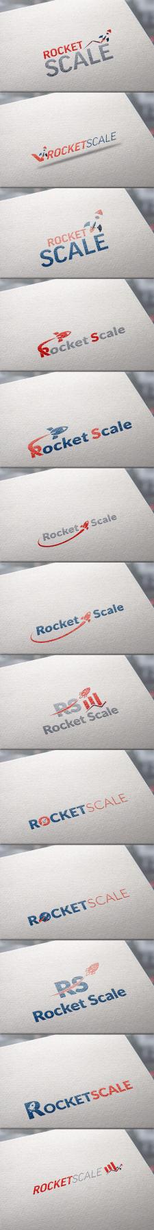 Logo для Rocket Scale