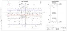 Вынос тепловой сети-план+схема