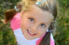 Детское фото (съемка + обработка)