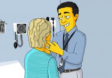 Simpson - endocrinologist