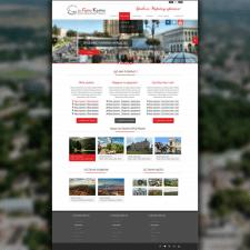 дизайн сайта ( благодійний фонд)