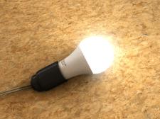 LED лампочка