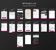 Приложение StyleClub