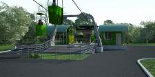 Реконструкция канатной дороги