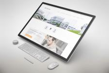 Сайт сервиса Volkswagen в г. Ровно