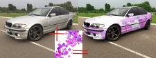 Стайлинг авто, обработка фото