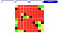 """Игра """"Сапёр"""" - Game Minesweeper"""