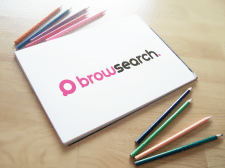 #Logo @Browsearch