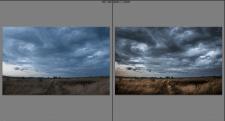 Обработка пейзажного фото
