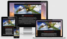 Подобрать стиль сайта, и сделать на CMS WordPress