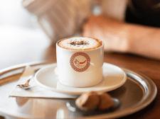 Логотип и брендинг кафе