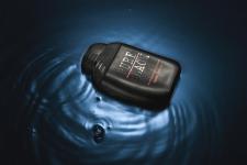Работа над рекламой парфюма