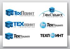 """Логотип компании """"Техпоинт"""""""