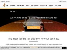 Продвижение сайта по предоставлению IoT услуг