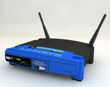 Wi-Fi роутер LINKSYS