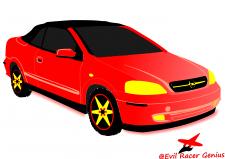 Иллюстрация  Автомобиль