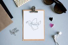 Лого для Bluebird