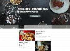 Сайт про правильное и вкусное питание