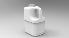 Модель канистры для молока
