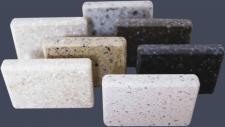Камень «CORIAN» – композиция современного стиля