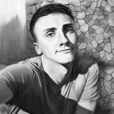 Цифровой портрет с фото