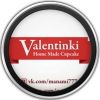 VK страница по продаже homemade cupcake