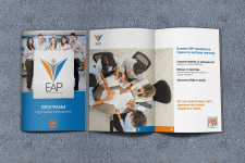Брошюра для проекта EAP