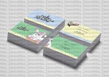 Визуализация визитных карточек
