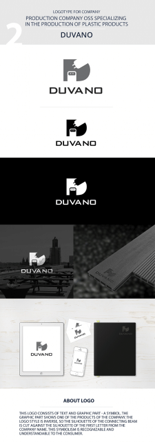 логотип Duvano