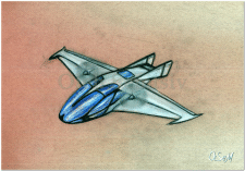 Експериментальна модель літака