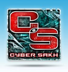 логотип cybersakh.ru