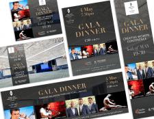 Gala Diner для соцсетей